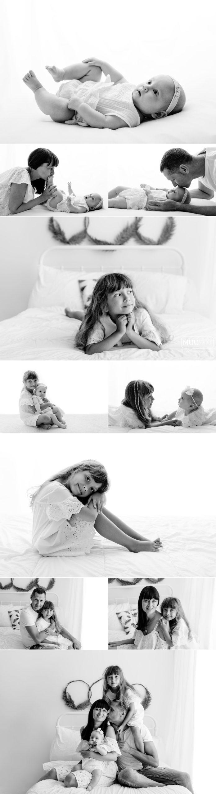 sesja rodzinna z niemowlakiem świdwin
