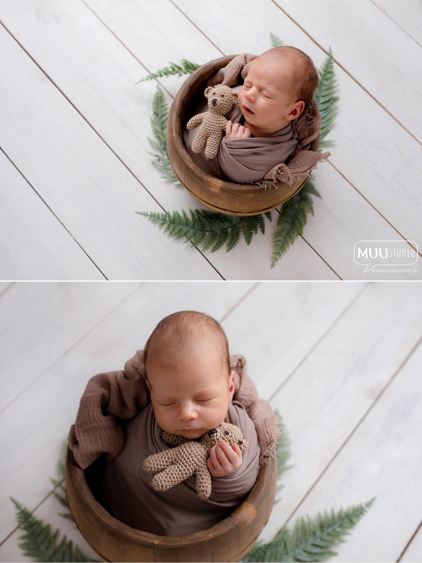 zdjęcia noworodkowe Białogard